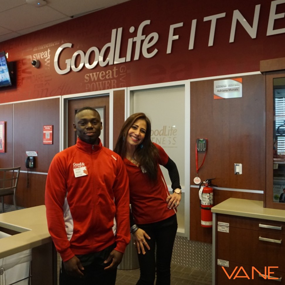 Airport Fitness: Sweat It Out At The Pre-Security GoodLife Fitness Gym at YYZ Airport > VANE Airport